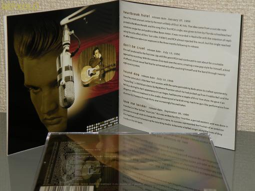 写真:ELVISPRESLEYelvis30#1hitsBlu-spec CDの画像