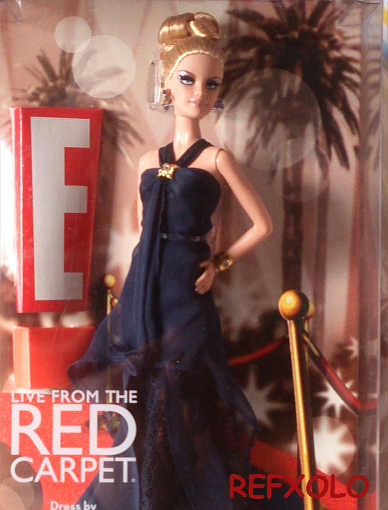 barbie e live from the red carpet