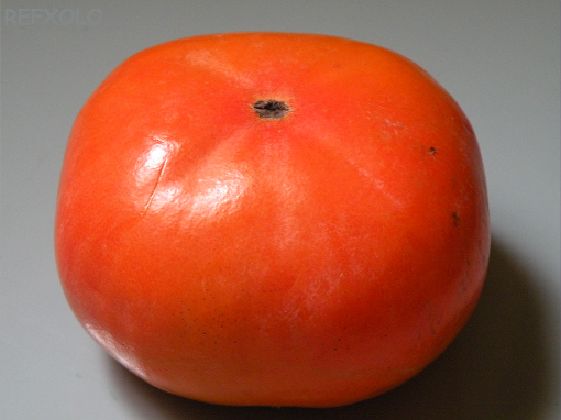 写真:静岡県産の次郎柿の画像