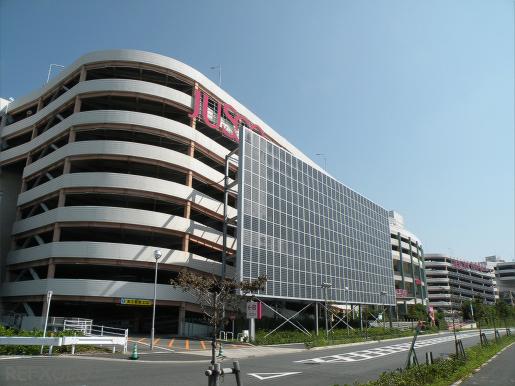 写真:志都呂ジャスコの巨大ソーラーパネルの画像