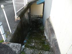 由比の町並み階段