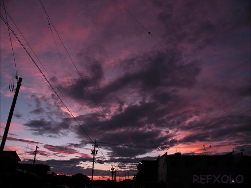 写真:夜明けの画像