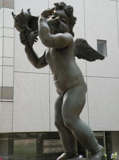 写真:音の天使像 RE(レギナ)の画像