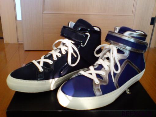 PIERRE HARDY Sneakers2009-10 autumn winter